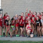 Girls CC wins county title