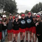 Golf finishes eighth at regional