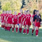 Girls soccer clinches HHC title