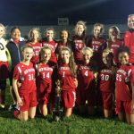 JV girls soccer takes WC Invitational