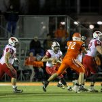 Football at Columbus East 11/6