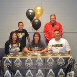 Hall-Manley, Hoyt sign with Div. I programs
