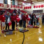 GBB rallies for Senior Night win
