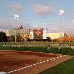 Baseball falls at Victory Field