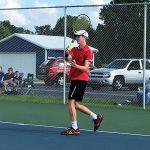 Tennis wins opener