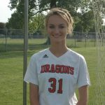 Girls soccer falls in sectional match