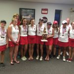 Golf repeats as county champion