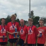 Boys CC wins Whiteland Invitational
