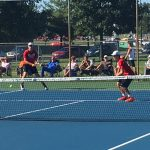 Tennis takes HHC match from Arabians