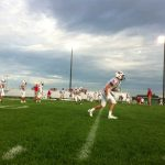 Ford's 5 TDs lead football past PH 63-9