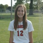 Jolly tallies 1st two varsity goals in girls soccer win