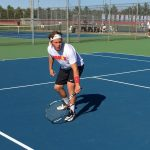 Tennis tames Marauders