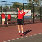 Tennis sweeps Warren Central
