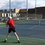 Tennis advances to sectional final