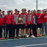 Tennis wins fifth straight sectional title