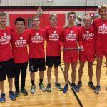 Boys CC wins regional title