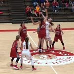Girls basketball opens with victory