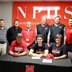 Watson signs to play baseball at Nebraska