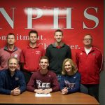 Eagleson signs with Lee
