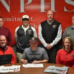 Smith signs with Concordia