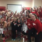 Girls hoops completes county sweep