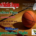 Homecoming, Military Appreciation Night coming Friday