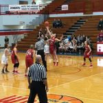 Girls basketball to face Flashes in sectional semi