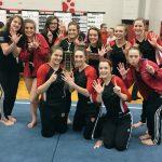 Gymnasts win Rushville Invitational