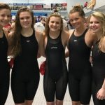 Swimmers compete at State Finals