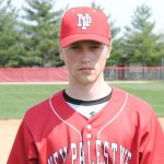 Baseball splits twinbill with Yorktown
