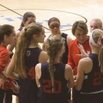 Gizzi to lead Dragon girls basketball