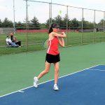 Tennis stings Hornets