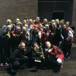 Track teams sweep county titles