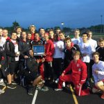 Boys track wins HHC title