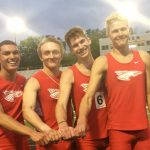 Boys track wins three titles at regional