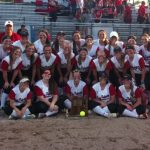 Softball powers way to regional title