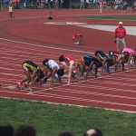 Girls track competes at state