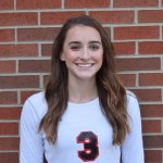 Volleyball sweeps Scecina in opener