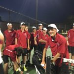 Eclipsing the century: Dragon tennis wins at Delta