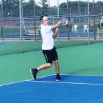 Tennis improves to 3-0 in HHC