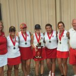 Black's ace leads golf to invitational win