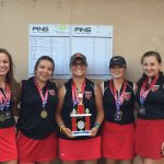 Golf wins fourth straight county title