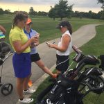 Golfers beat par in victory