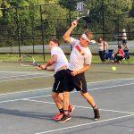 Tennis zaps Flashes