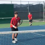 Tennis improves to 4-0 in HHC