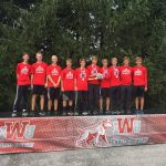 Boys CC finishes 2nd at Marion