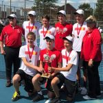 Tennis wins eighth county title