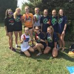 Girls CC runner-up at FlashRock