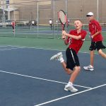 Tennis claims piece of HHC title