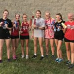 Cross country sweeps county